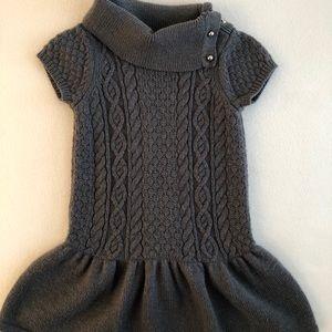 Janie and jack knit sweater dress